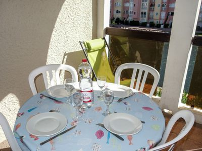 Photo for Apartment Barbados in Le Barcarès - 4 persons, 1 bedrooms
