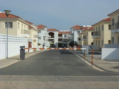 Photo for Modern Self-Catering Apartment in Mythical Sands Resort, Kapparis close to beach