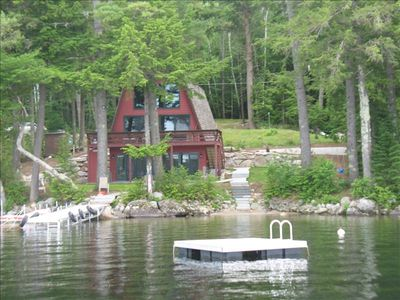 Photo for Lake Wentworth Rental - Wolfeboro, New Hampshire