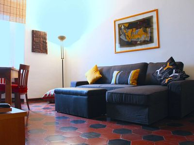 Photo for Ethnic Apt in the heart of Testaccio
