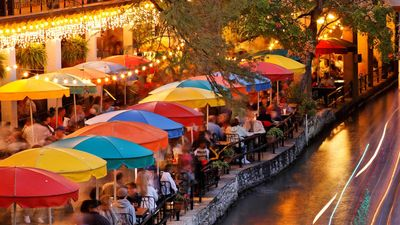 Our World Famous Fiesta along San Antonio River and across the City!