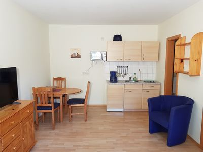 Photo for Holiday - peace - nature - Baltic Sea and yet centrally located! Apartment No. 2