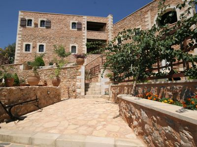 Photo for 1BR Apartment Vacation Rental in Chania Area, Crete