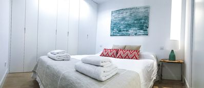 Photo for Luxurious apartment in Calle Mayor 58 with parking, in front of San Miguel market.