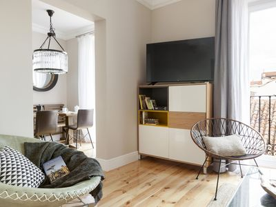 Photo for Newly designed 2 bedroom apartment in the heart of Madrid