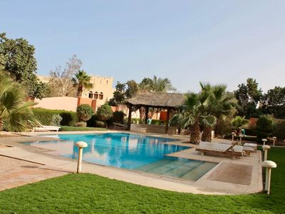 Photo for El Gouna south Marina 1 bedroom apartment with private Jacuzzi
