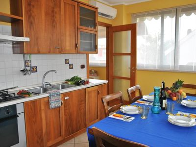 Photo for Apartment Casa Melany in Formia - 7 persons, 3 bedrooms