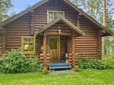 Photo for Vacation home Palkinniemi in Punkaharju - 6 persons, 1 bedrooms