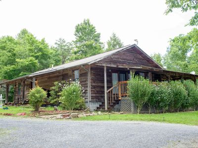 Photo for Large 6 Acre Lot, Firepit Gazebo, WiFi, and More!