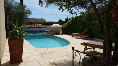 Photo for Villa with pool in the Luberon