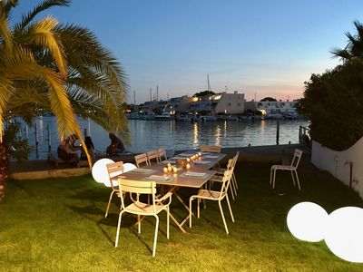 Photo for BEAUTIFUL MARINA FOR RENT FOR 8 PEOPLE IN PORT CAMARGUE