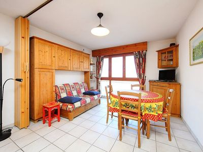 Photo for Apartment in the center of Chamonix with Lift, Parking, Internet, Washing machine (113361)