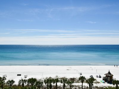 Photo for Condo at Silver Shells Resort. Unblocked View of Beach! Free Beach Service