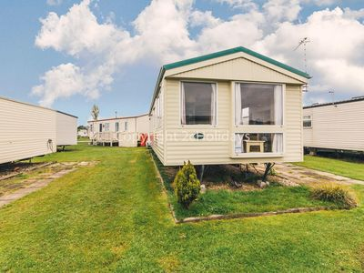 Photo for 8 berth caravan to hire at Sunnydale holiday park Skegness Lincs ref 35207