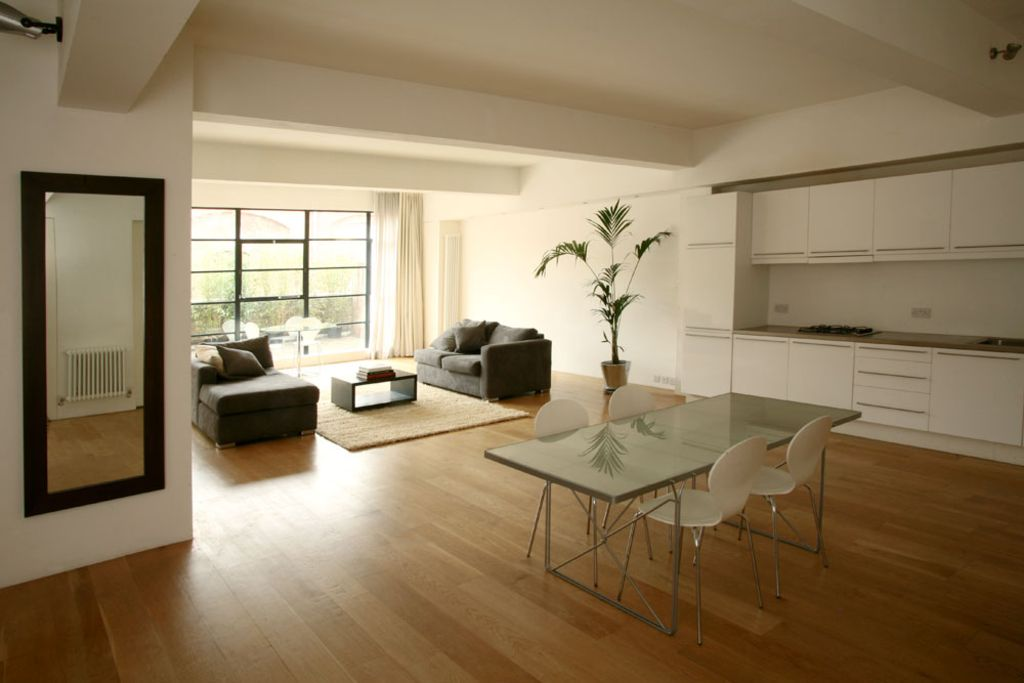 LUXURY LOFT APARTMENT. LARGE, CENTRAL AND MODERN! - London ...