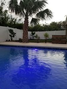 Photo for Breezy Beach Oasis with pool, king bed, garage!