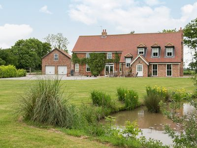 Photo for 6 bedroom accommodation in Sandholme, near Beverley