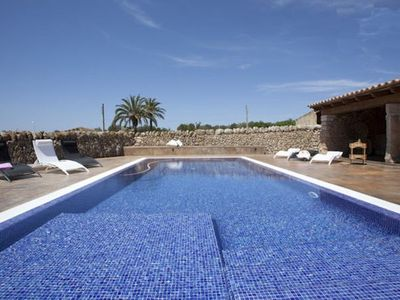 Photo for 4BR Villa Vacation Rental in Campos, Illes Balears