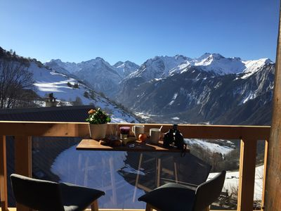 Photo for New in February 2019 Villard-Reculas! Top of south facing cottage renovated.