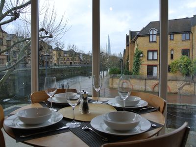 Photo for Shard View Apartment, close to Tower of London/Tower Bridge/St. Katharine's Dock