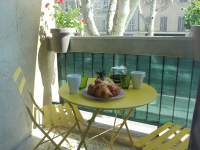 Photo for Charming T1 furnished in the spirit of a comfortable hotel apartment in the center of Aix