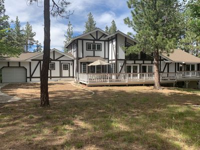 Photo for NEW LISTING! Spacious home w/ deck - centrally located to 2 ski hills & downtown