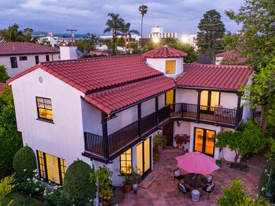 Photo for Beverly Hills Luxury Spanish Home - 4 Br. 3 1/2 Ba.