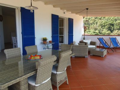 Photo for Casa Lida three-room apartment in a wonderful quiet and panoramic position
