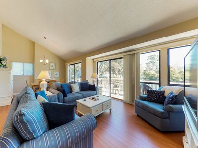 Photo for Quiet and relaxing condo w/ community pool, tennis, and lagoon views!