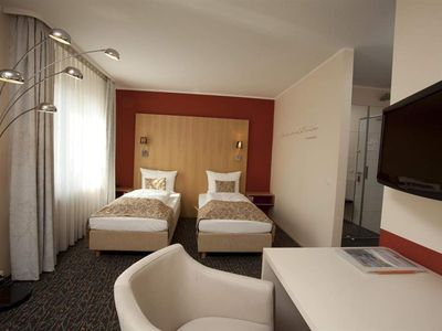 Photo for Double Room, Shower, Toilet - Best Western Hotel Quintessenz-Forum