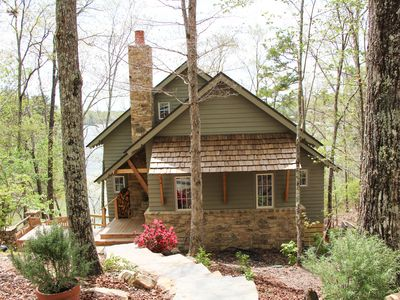 Photo for Brand new 4/3 home on Beautiful Smith Lake Alabama