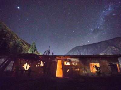 Photo for Tantakuy - private room in earth home w/ mountain, stars & farm views