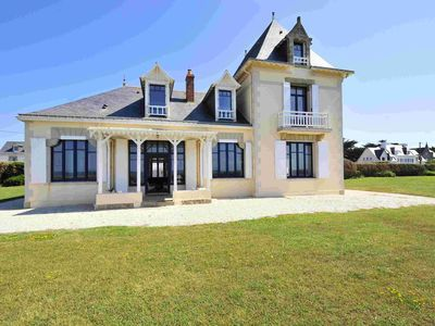 Photo for Superb 7 bedroom Villa in Le Croisic (Q7331)
