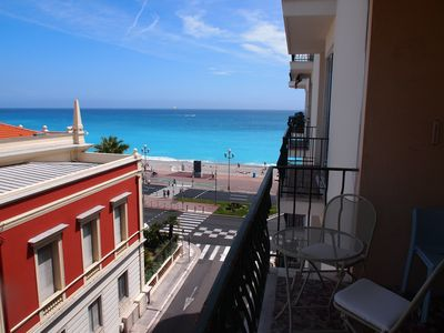 Photo for Stunning, Newly Renovated Apartment In The Centre Of Nice,close To Seafront!