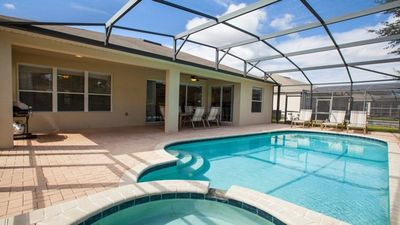 Photo for This Beautiful 5 Star Villa on Windsor Hills Resort has a Private Pool, Orlando Villa 1702