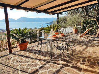 Photo for 1BR Apartment Vacation Rental in Lerici ( SP ), Liguria