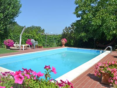 Photo for 2BR Villa Vacation Rental in Montecchio, Tuscany