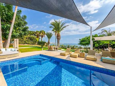 Photo for Villa Cleopatra - This stunning villa has WIFI, A/C & a private pool