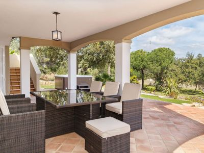 Photo for Vacation home Diamond in Quarteira - 10 persons, 5 bedrooms