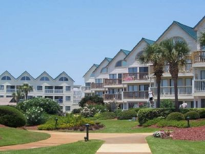Photo for Gulf Shores Beach Front Condo Kiva Dunes Golf Too