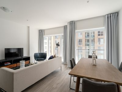 Photo for Bohemian 1BR in Quartier des Spectacles by Sonder