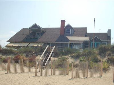 Photo for 6 Bedroom, Oceanfront, Historical Landmark