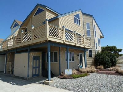 Photo for EXCEPTIONAL OCEAN VIEWS - Beach Front just 4 blocks to downtown Stone Harbor!