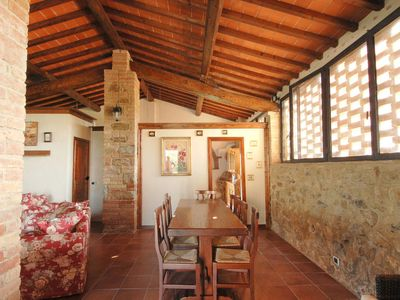 Photo for Vacation home Arnilù in San Gimignano - 13 persons, 7 bedrooms