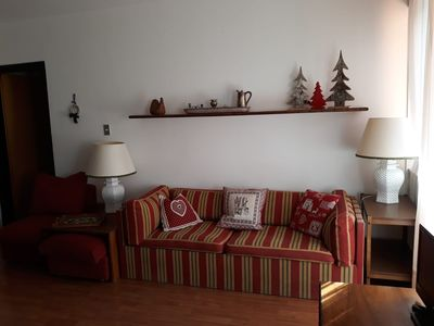 Photo for Apartment in the center of San Candido 65 square meters for 5 people