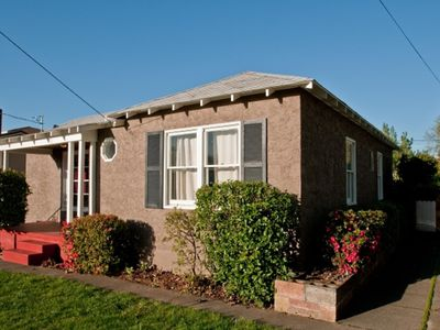 Photo for Quiet Street.- 1950's Charming 2 Bdrm House Close to Downtown, Civic, Bethel