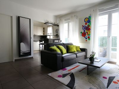 Photo for Apartment 6pax Val d'Europe, Outlet, Disneyland 10mn (GARONNE1)