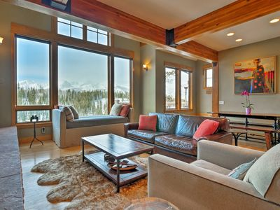 Photo for Scenic Townhome w/Ski-Hill View 5 Min to DT Breck!