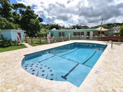 Photo for 3 Bedroom, Pool Oasis, Steps Away From The Beach