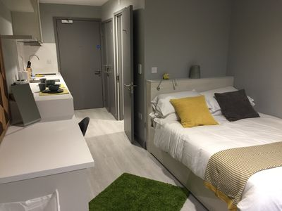 Photo for Modern Studio Apartment in City Centre
